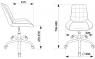 Кресло Бюрократ CH-350SL