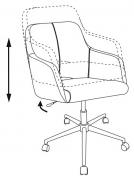 Кресло Бюрократ CH-380SL