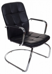 Кресло на полозьях Бюрократ CH-909-LOW-V