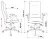 Кресло Бюрократ CH-479