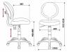 Детское кресло KD-W6