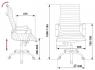 Кресло Бюрократ CH-883