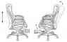 Кресло Бюрократ Т-9919
