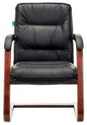 Кресло на полозьях T-9927WALNUT-AV