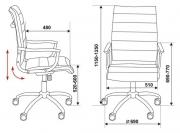 Кресло Бюрократ CH-994