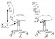 Детское кресло Бюрократ CH-204-F