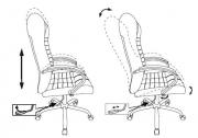 Кресло Бюрократ KB-10SL