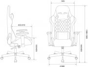 Кресло игровое Бюрократ VIKING 7 KNIGHT
