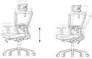 Кресло Бюрократ MC-815-H